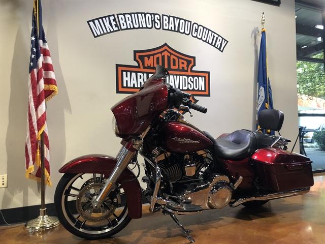 2016 Harley-Davidson Street Glide Special at Mike Bruno's Bayou Country Harley-Davidson
