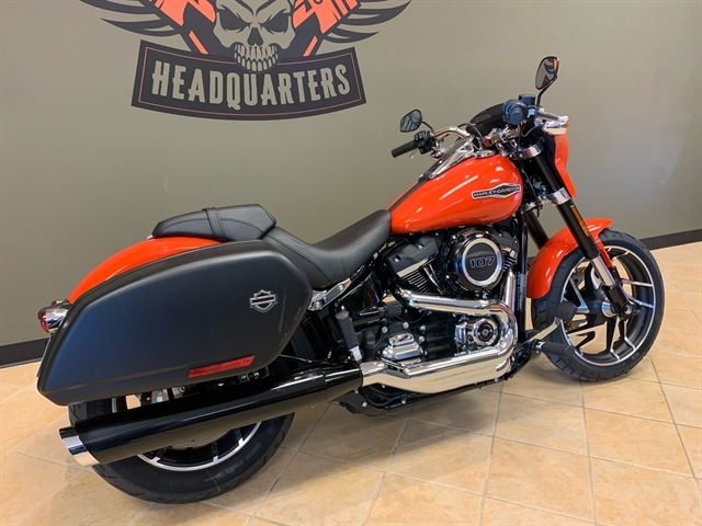 2019 Harley-Davidson Softail Sport Glide at Loess Hills Harley-Davidson