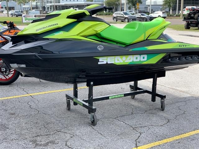 2019 Sea-Doo GTI 155 SE SE 155 at Jacksonville Powersports, Jacksonville, FL 32225