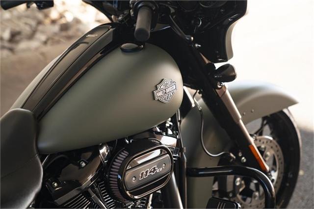 2021 Harley-Davidson Touring FLHXS Street Glide Special at Williams Harley-Davidson