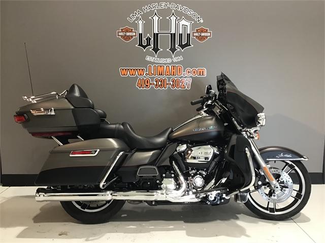 2018 Harley-Davidson Electra Glide Ultra Limited at Lima Harley-Davidson