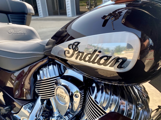 2021 Indian Roadmaster Roadmaster Limited at Shreveport Cycles