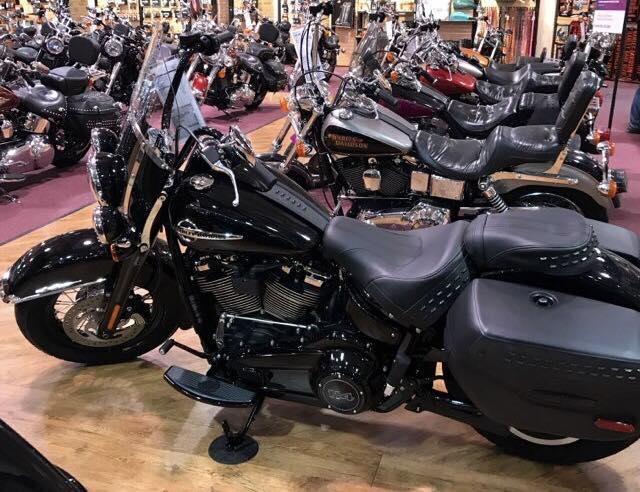 2020 Harley-Davidson Touring Heritage Classic 114 at #1 Cycle Center Harley-Davidson