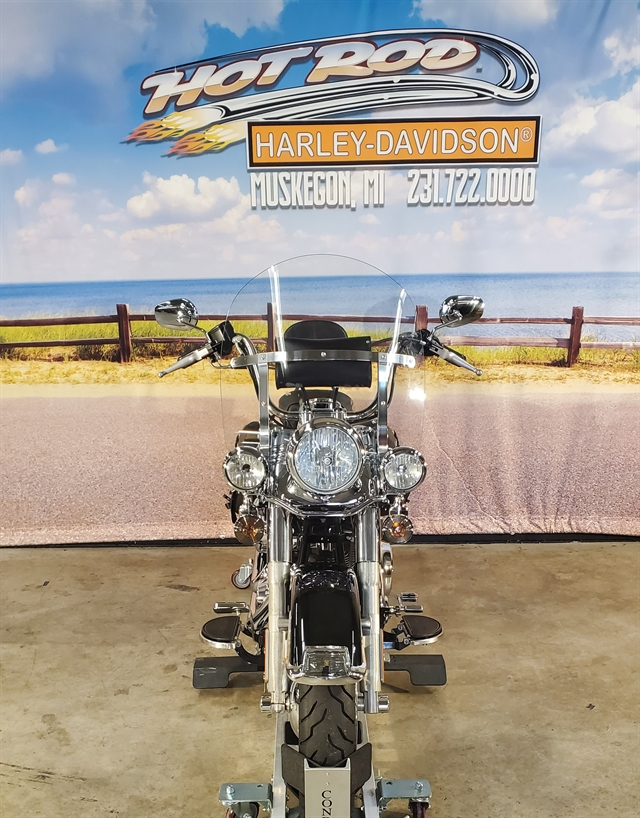 2012 Harley-Davidson Softail Heritage Softail Classic at Hot Rod Harley-Davidson
