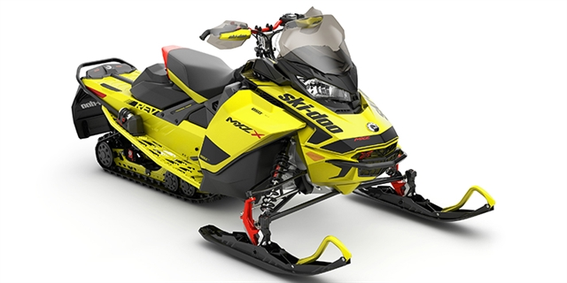 2020 Ski-Doo MXZ X 600R E-TEC at Hebeler Sales & Service, Lockport, NY 14094
