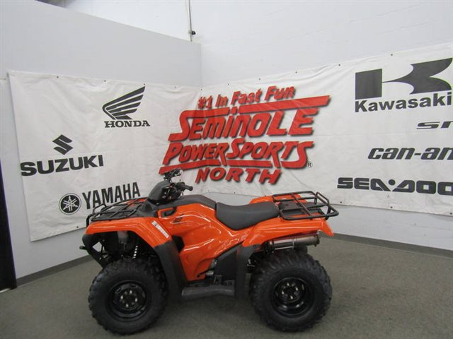 2018 Honda FourTrax Rancher 4X4 at Seminole PowerSports North, Eustis, FL 32726