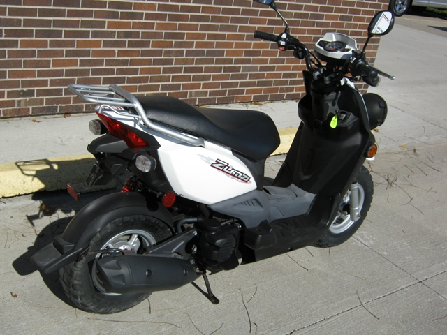 2004 Yamaha Zuma at Brenny's Motorcycle Clinic, Bettendorf, IA 52722