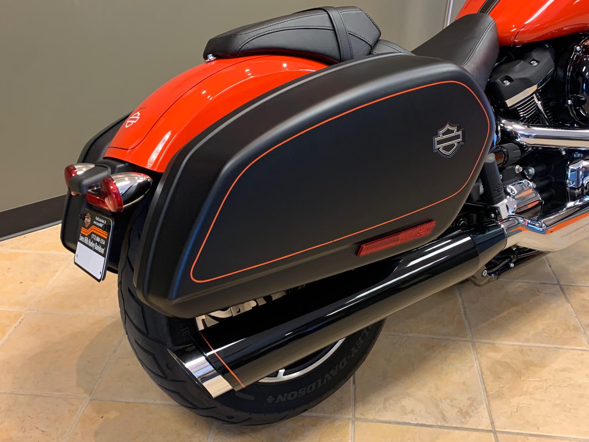 2020 Harley-Davidson Softail Sport Glide at Loess Hills Harley-Davidson