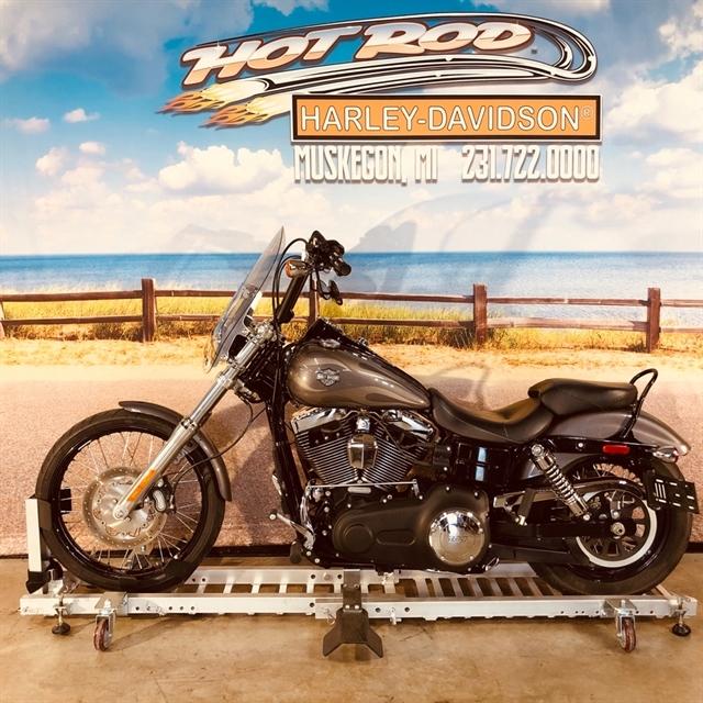 2016 Harley-Davidson Dyna Wide Glide at Hot Rod Harley-Davidson