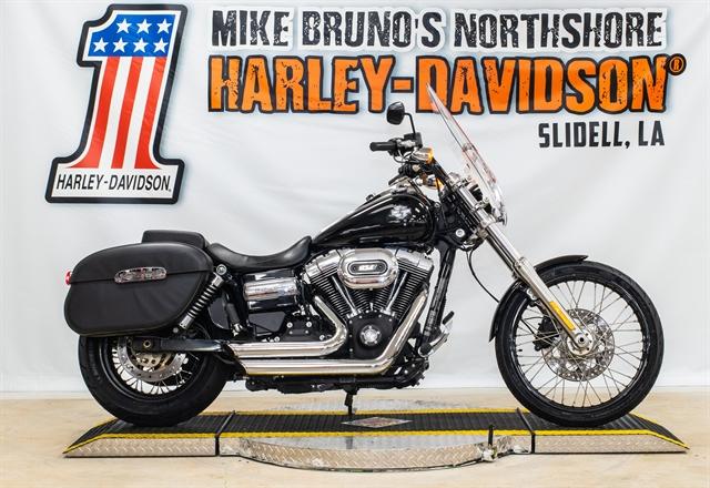 2016 Harley-Davidson Dyna Wide Glide at Mike Bruno's Northshore Harley-Davidson