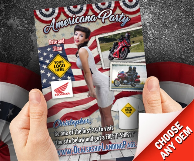 2018 ANYTIME Americana Party Powersports at PSM Marketing - Peachtree City, GA 30269