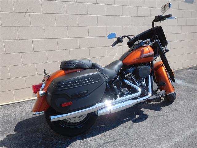 2020 Harley-Davidson Softail Heritage Classic 114 at Bumpus H-D of Murfreesboro