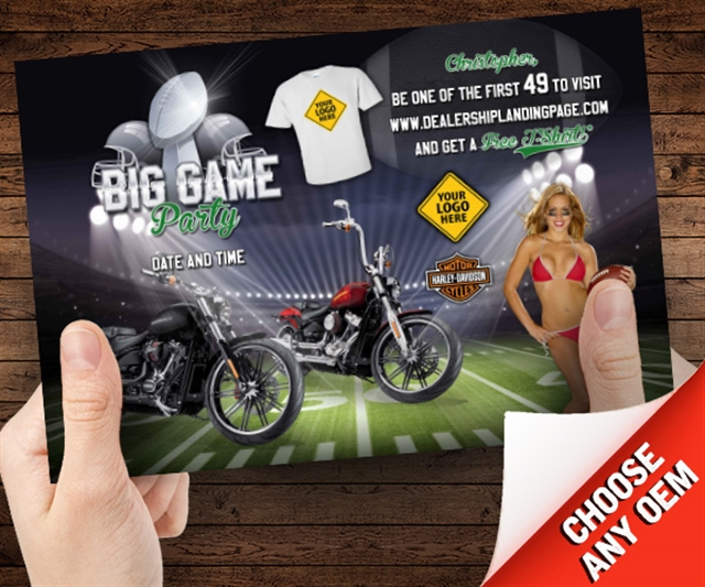 Big Game Party Powersports at PSM Marketing - Peachtree City, GA 30269