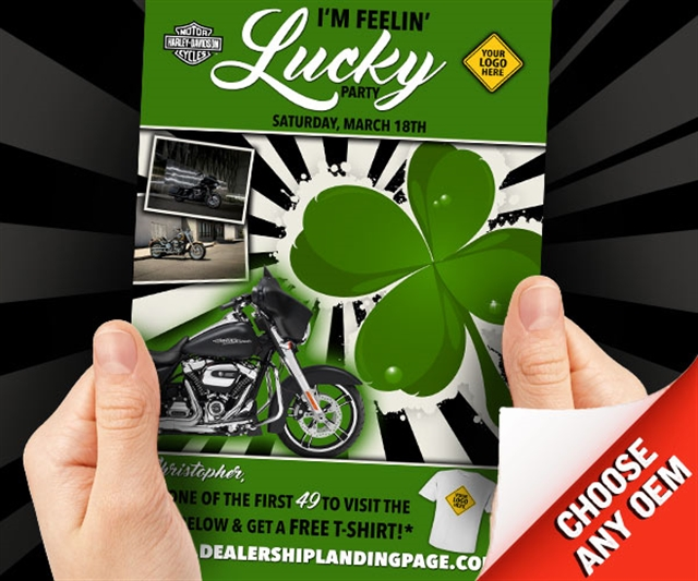 2019 Anytime Feeling Lucky Powersports at PSM Marketing - Peachtree City, GA 30269