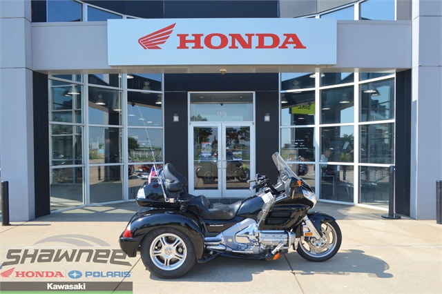 2006 Honda Champion Trike Audio / Comfort at Shawnee Honda Polaris Kawasaki
