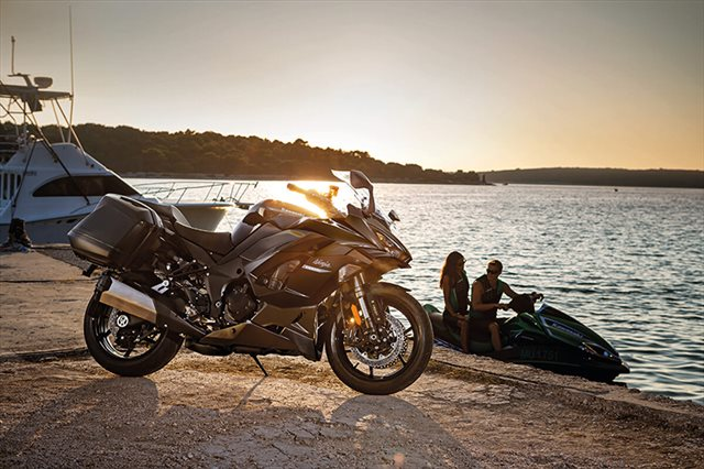 2021 Kawasaki Ninja 1000 SX at Ehlerding Motorsports