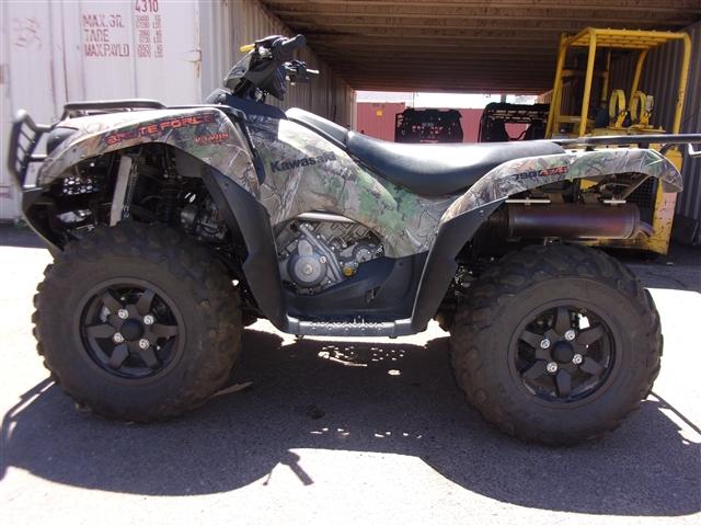 2016 Kawasaki Brute Force 750 4x4i EPS Camo at Bobby J's Yamaha, Albuquerque, NM 87110