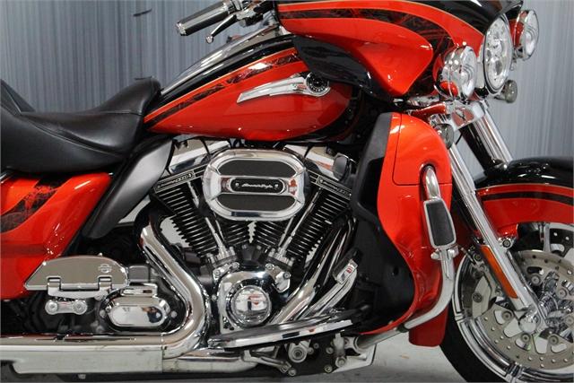 2016 Harley-Davidson Electra Glide CVO Limited at Suburban Motors Harley-Davidson