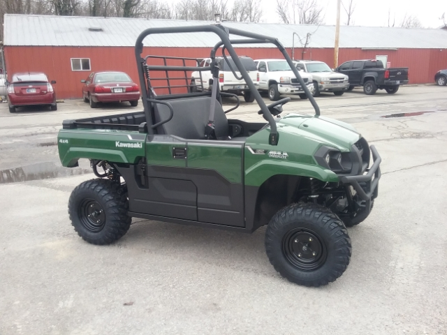 2019 Kawasaki Mule 4010 4x4 at Thornton's Motorcycle - Versailles, IN
