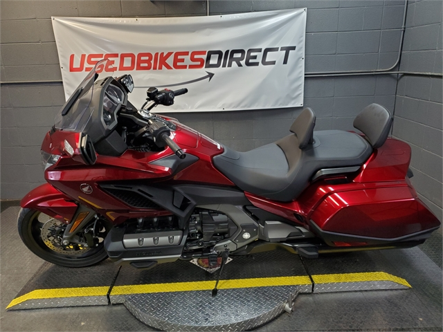 2018 Honda Gold Wing DCT at Used Bikes Direct