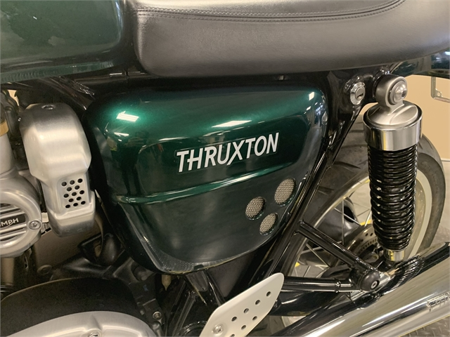 2016 Triumph Thruxton 1200 at Star City Motor Sports
