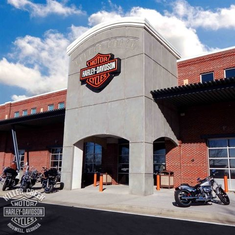 2017 Harley-Davidson Road King Base at Killer Creek Harley-Davidson®, Roswell, GA 30076