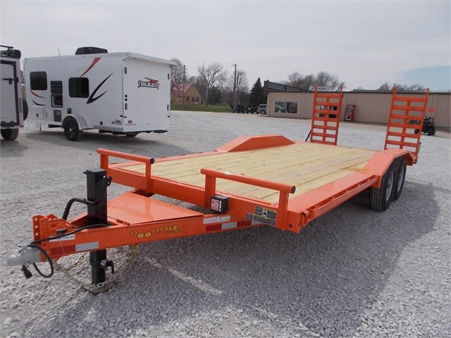 2021 Doolittle Trailers XTREME Xtreme 82 Wide 14K at Nishna Valley Cycle, Atlantic, IA 50022
