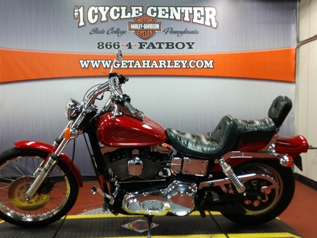 1999 Harley-Davidson FXDWG at #1 Cycle Center Harley-Davidson