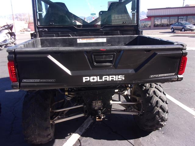 2014 Polaris Ranger XP 900 Deluxe Nuclear Sunset LE at Bobby J's Yamaha, Albuquerque, NM 87110