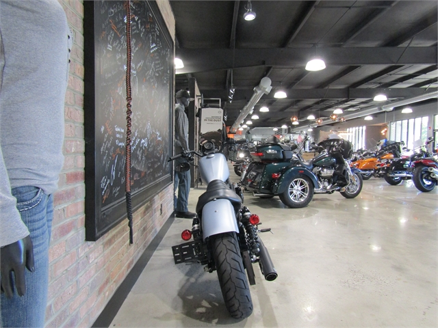 2020 Harley-Davidson Sportster Iron 883 at Cox's Double Eagle Harley-Davidson