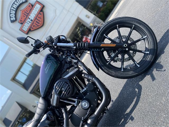 2021 Harley-Davidson Cruiser XL 883N Iron 883 at Southside Harley-Davidson