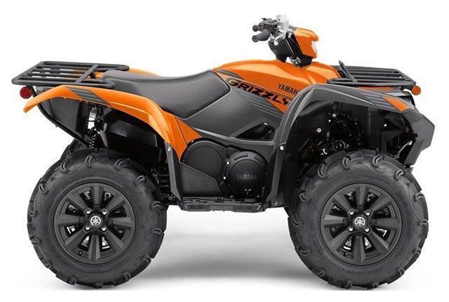 2021 Yamaha Grizzly EPS SE at Kodiak Powersports & Marine