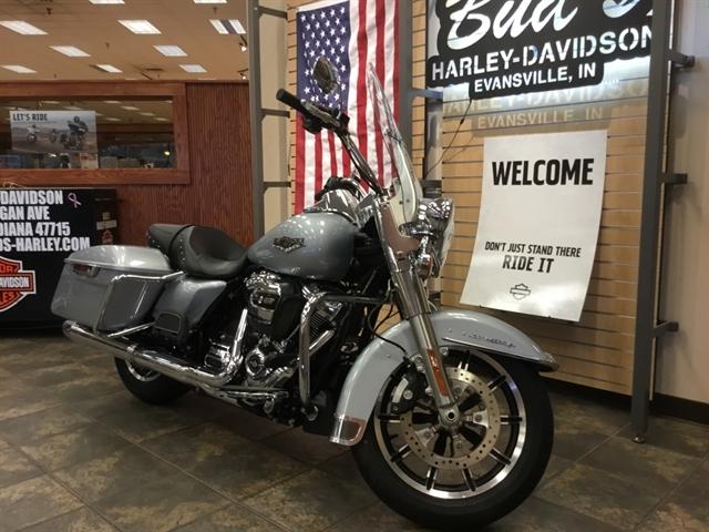 2019 Harley-Davidson Road King Base at Bud's Harley-Davidson