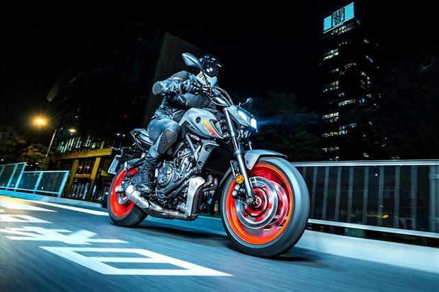 2021 Yamaha MT 07 at ATVs and More