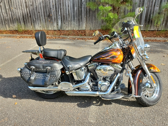 2011 Harley-Davidson Softail Heritage Softail Classic at Hampton Roads Harley-Davidson