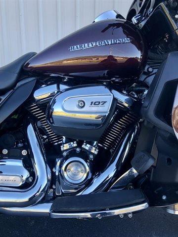 2018 Harley-Davidson Electra Glide Ultra Limited at Harley-Davidson of Asheville