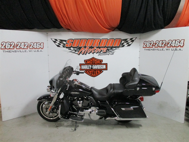 2019 Harley-Davidson Electra Glide Ultra Classic Ultra Classic at Suburban Motors Harley-Davidson