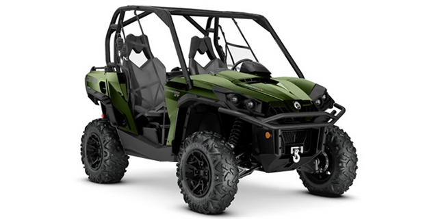 2019 Can-Am Commander 1000R XT at Thornton's Motorcycle - Versailles, IN