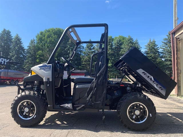 2020 Polaris Ranger 570 EPS- Silver Pearl at Fort Fremont Marine Redesign