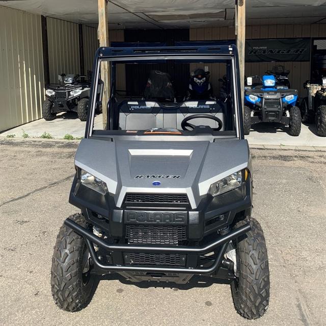 2020 Polaris Ranger 570 EPS- Silver Pearl at Fort Fremont Marine