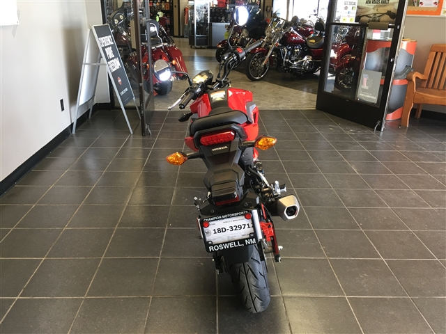 2018 Honda Grom ABS at Champion Motorsports, Roswell, NM 88201