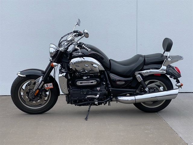 2013 Triumph Rocket III Roadster at Frontline Eurosports