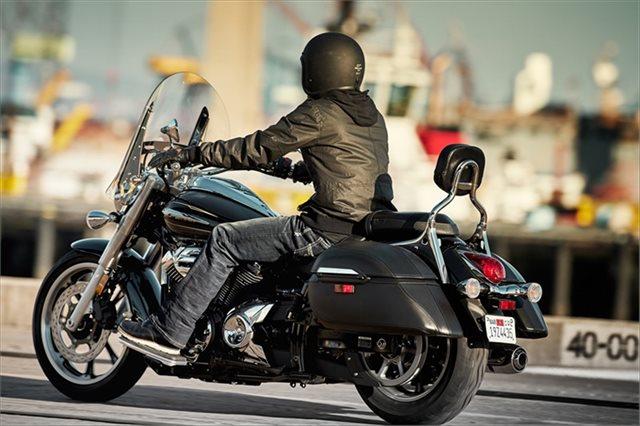 2016 Yamaha V Star 1300 Tourer at Loess Hills Harley-Davidson