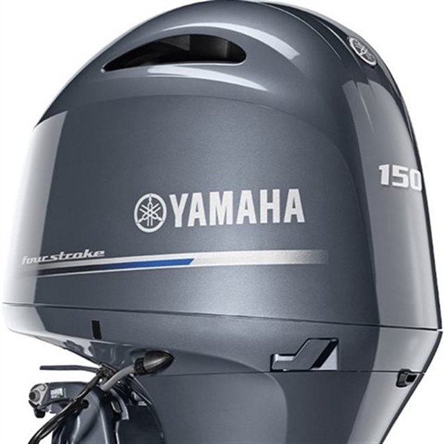 2019 Yamaha Outboard F150XB 150 hp at Kodiak Powersports & Marine