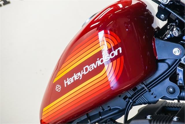 2021 Harley-Davidson Street XL 1200NS Iron 1200 at Texoma Harley-Davidson