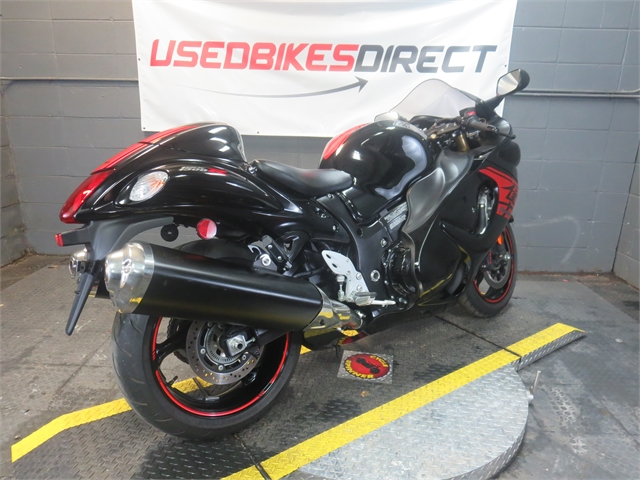 2018 Suzuki Hayabusa 1340 at Used Bikes Direct