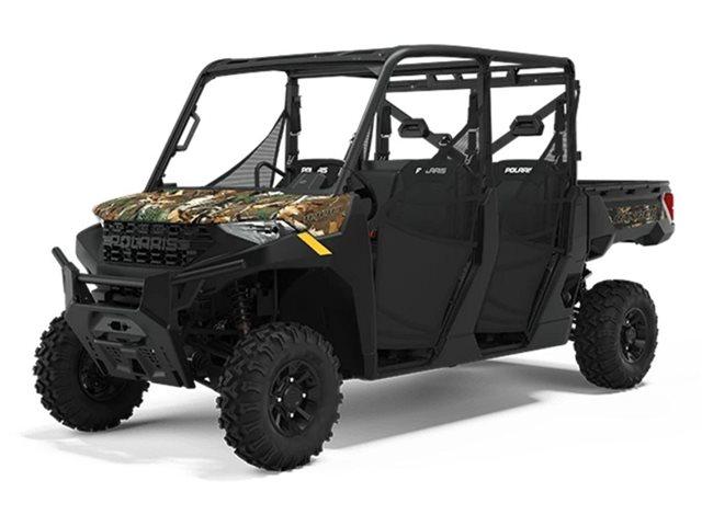 2022 Polaris Ranger Crew 1000 Premium + Winter Prep Package Camo at Friendly Powersports Baton Rouge