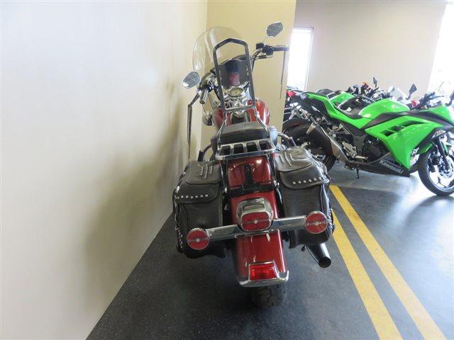2009 Harley-Davidson FLSTC - Heritage Softail Heritage Softail Classic at Star City Motor Sports
