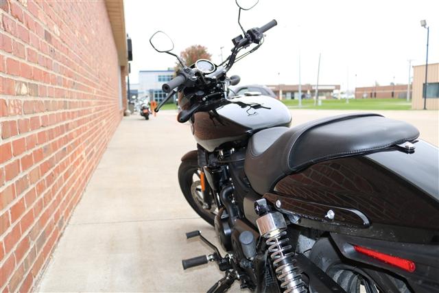 2016 Harley-Davidson Street 500 at Zylstra Harley-Davidson®, Ames, IA 50010