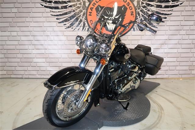 2021 Harley-Davidson Touring FLHC Heritage Classic at Wolverine Harley-Davidson